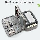 Electronic Accessories Organizer Bag Travel Cable USB Charger Storage Portable
