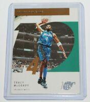 2002-03 Topps Ten Leader Board Tracy McGrady #4 Gold Edition NBA Basketball Card