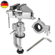 Präzisions Mini Schraubstock Drehbar 360° Tischschraubstock Mit Kugelgelenk
