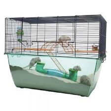 Cage Mice Hamster Gerbil Ideal digging Hiding Building Nests Gift Accessories