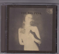 The Big Pink - A Brief History Of Love - CD (4AD CAD2916CD 2009)