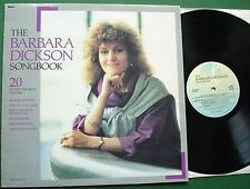 The Barbara Dickson Songbook inc Skye Boat Song & The Crying Game + LP