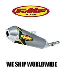 NEW FMF Q4 Q 4 QUIET EXHAUST MUFFLER WITH WISECO EFI TUNER WR250X WR250R