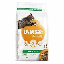 IAMS for Vitality Adult Cat Food with Lamb - 800g - 445885