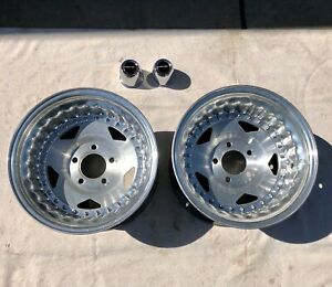 """Center Line Convo Pro Wheels 15 in. x 10 in. Bolt Circle 5 x 4.75"""" 000P-51061-12"""