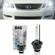 Xenon HID Factory Headlight Bulbs For Lexus GS450H Low Beam 5000K (2 Pack)