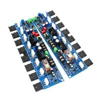 1pair E405 Audio Power Amplifier Board 300W A1943 C5200 (Refer Accuphase)