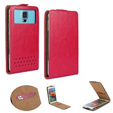 HUAWEI Ideos X3 - Smartphone Hülle Tasche Schutzhülle - Flip XS Pink