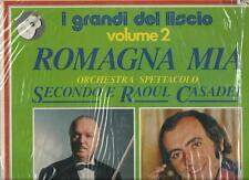 "Secondo e Raoul Casadei : Romagna mia - vinile 33 giri / 12"" - 1980"