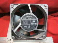 OMRON Fan R87F-A6A15HP 230Vac 15w 120mm x 120mm x 38mm