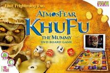Atmosfear KHUFU The Mummy DVD Board Game Scary Atmosphere