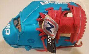 "Nokona SKN 11.25"" Baseball Glove: SKN-200-SK right-hand-throw FREE SHIPPING"