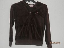 Juicy Couture Girl's Hoodie Size 14