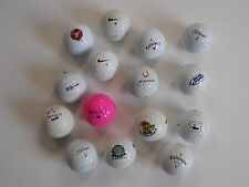 Collectable Golf Balls ... Lot of 15!!