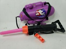 The Real Ghostbusters 2 Vtg Ecto Charger Proton Pack Slime Blaster Kenner WORKS