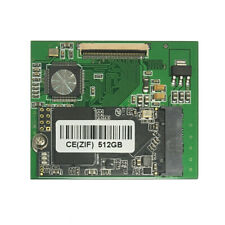 NEW 512GB ZIF CE SSD Upgrade MK1634GAL for iPod 5th 7th Gen Classic Logic Board