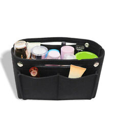 Multifunction Handbag Organizer Purse Insert Bag Felt Fabric Hot Cosmet JAK