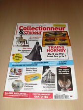 COLLECTIONNEUR & CHINEUR N°210 novembre 2015 Star Wars, Dinky Toys,...