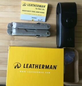 couteau Leatherman multifonctions knife randonnée survie robuste noel cadeau