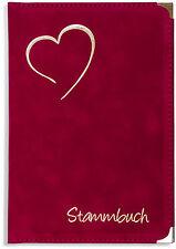 Stammbuch der Familie -Kyne-, Stammbücher, Familienbuch, rot, Familienstammbuch