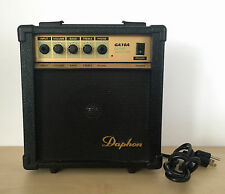 Daphon Guitar Portable Amp Amplifier GA10A 10W 40db Black