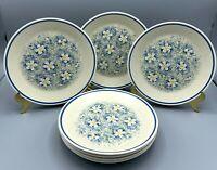 "7 Temper-ware by Lenox Dewdrops 8 "" Salad / Bread / Side Plate Excellent"