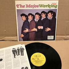 LP – THE MOJOS /  WORKING  / ED 110 /  EXELLENT