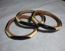 Bracelet 1 Pcs.New Thai Handcraft Wood Retro Bangle Bracelets Beautiful wood