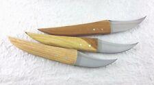 Set Knife Carving Home Tools Engraving Food Fruit Vegetable Wood Kitchen 3 x PSC