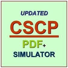 APICS Certified Supply Chain Professional Test CSCP Exam QA PDF+Simulator