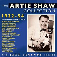 Artie Shaw - The Artie Shaw Collection 1932-54 [CD]