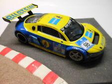 Rar: Audi R 8 GT3 auf Plafit Excel Anglewinder Chassis Bison Scaleracer 1:24