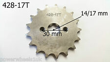 SPF14 FRONT SPROCKET 428-17T 17 TOOTH FOR 150CC / 200CC QUAD / DIRT & PIT BIKES