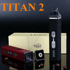 Travel size  Hebe TITAN-2-II Verdampfer Kit  Krauter Dry Herb kit