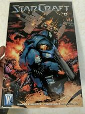 StarCraft Issue 0 Comic 2010 Wildstorm Productions Blizzard Entertainment! VF/NM