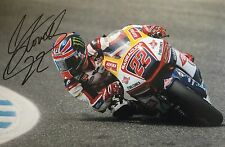 Sam Lowes signed Moto GP 2 12x8 photo Image B UACC Registered dealer