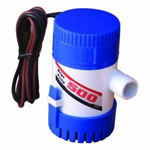 Pompe de cale immergée 12 volts 500 GPH