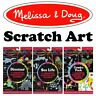 Melissa and Doug Scratch Art Childrens Craft Set | Creative Play | Party Packs