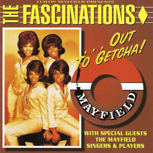 THE FASCINATIONS ...Out To Getcha! CD
