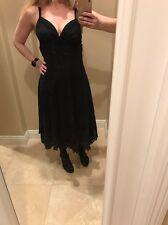 EUC Anthropologie Vintage Betsey Johnson Rockabilly dress size 4