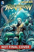 USED (GD) Aquaman Vol. 4: Death of a King (The New 52) by Geoff Johns