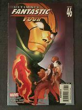 Ultimate Fantastic Four #46 - Marvel Comics - 2007 - Comic Book