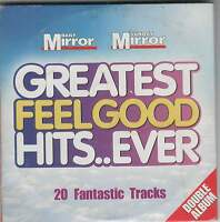 GREATEST FEELGOOD HITS EVER - PROMO 2 CD SET: KYLIE MINOGUE, CECE PENISTON, ETC