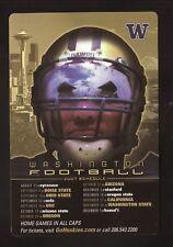 Washington Huskies--2007 Football Magnet Schedule