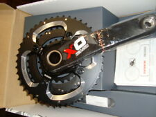 NEW SRAM Truvativ XO  175mm GXP 44/33/22 tripe Black/Red, no BB  X.O