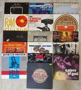 Joblot 16 Soul Blues Jazz LP Vinyl Records