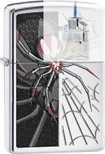 Zippo 28795 spider & web Lighter & Z-PLUS INSERT BUNDLE