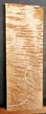 Quilted Maple Instrument Wood #8522 Luthier 5A Exhibition Grade 21x 7.25 x 1.75