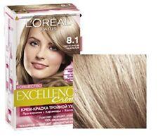 Excellence Creme L'Oreal Paris HAIR DYE CHOOSE NEW color BLOND shades