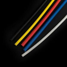 1mm 25mm Colorful Silicone Fibreglass Sleeving Heat Resistant Wire Cord Tube